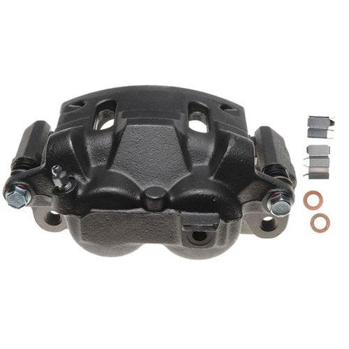 ACDelco Semi-Metallic Front Disc Brake Pad Set 17D591MH