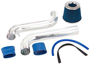 Spec-D Tuning AFC-CEL00GTSBL-AY Toyota Celica GT GTS 1.8L Cold Air Intake+Blue Filter