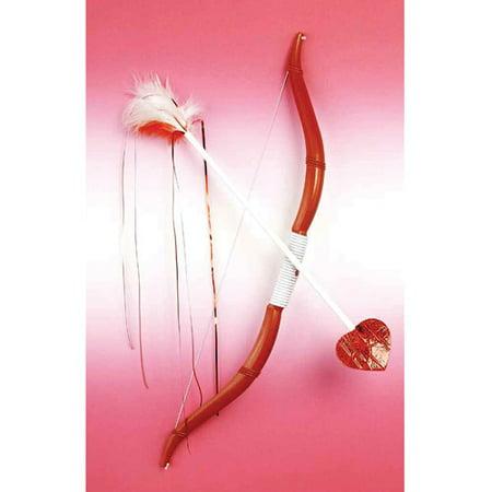 Cupid Bow and Arrow Halloween Accessory