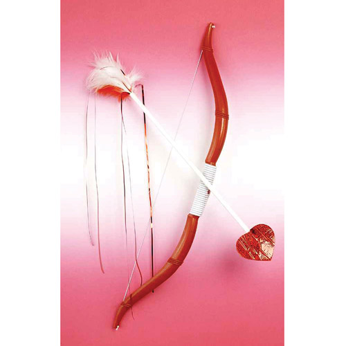 Cupid Bow and Arrow Halloween Accessory
