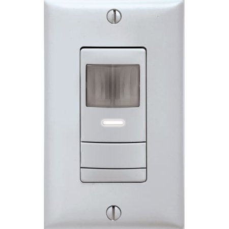 Lithonia Lighting Wsx Pdt 2P Wh Wsx Motion Sensor Wall Control