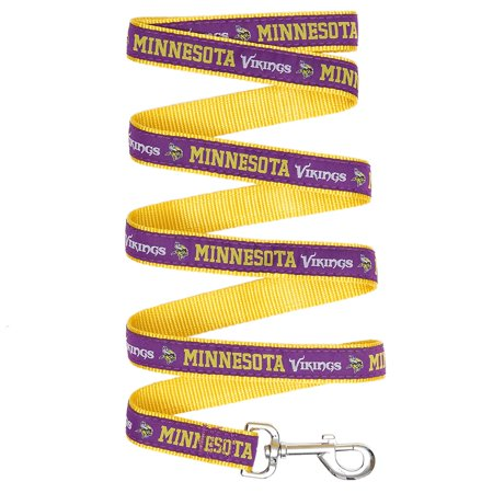 NFL Minnesota Vikings Pet Leash 3afbd679b