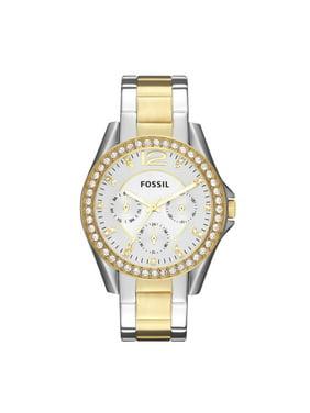Fossil Women's Riley Multifunction Stainless Steel Watch