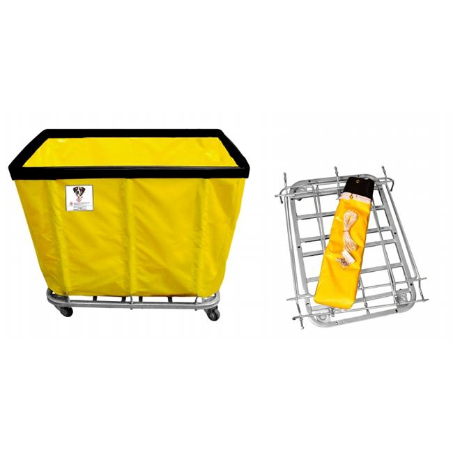R&B Wire 420KD 20 Bushel UPS-FEDEX-ABLE Basket Truck