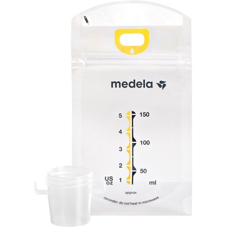 Medela - Pump & Save Breastmilk Bags Bundle, 80 count