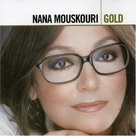 GOLD [NANA MOUSKOURI] [CD] [1 DISC] ()