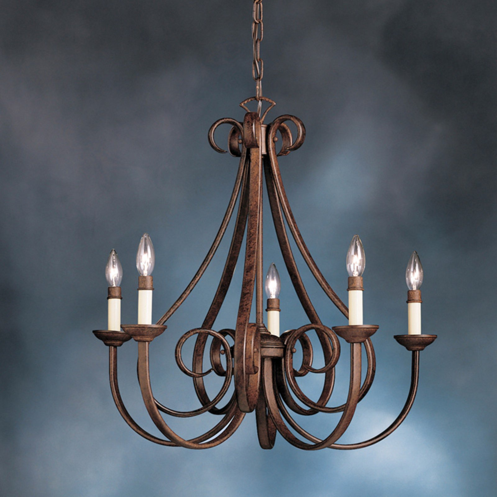 Kichler Dover 2021 Chandelier - 25.5 in.