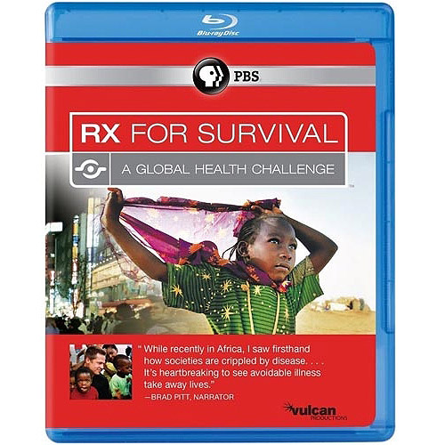 RX For Survival: A Global Health Challenge 3 Pack by PBS DIRECT