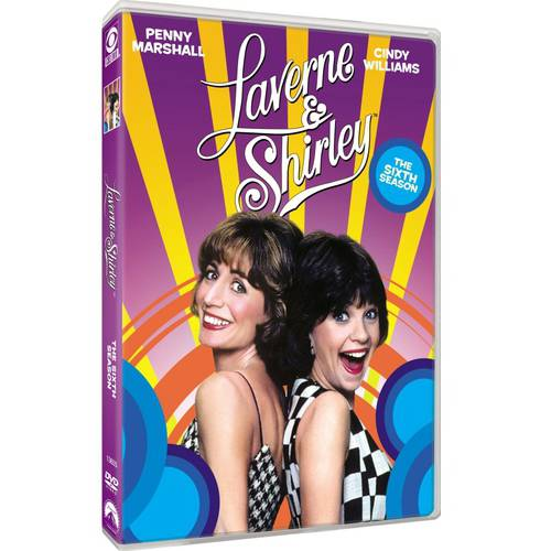 Laverne & Shirley: The Sixth Season (Full Frame)