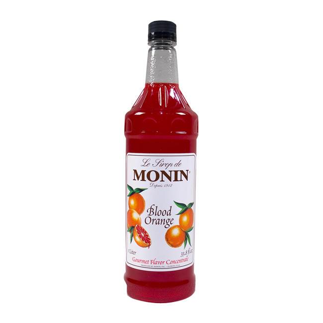 MONIN Blood Orange Syrup PET