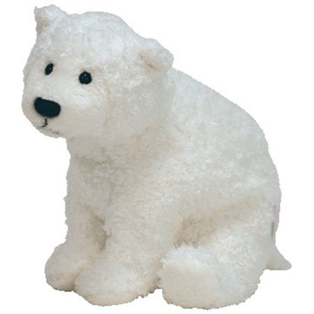 - TY Beanie Baby - CHILLTON the Polar Bear (BBOM January 2007) (6.5 inch)