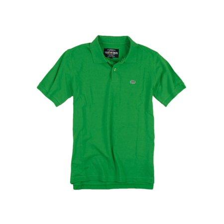 63a40394c85 Ecko Unltd. Mens Wallburner Solid Color Rugby Polo Shirt