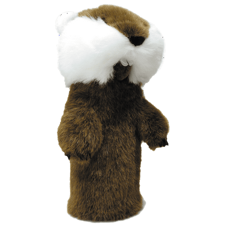 College Licensed Golf Headcover (ProActive Sports Gopher Golf Club Headcover - Fits 460cc Driver )