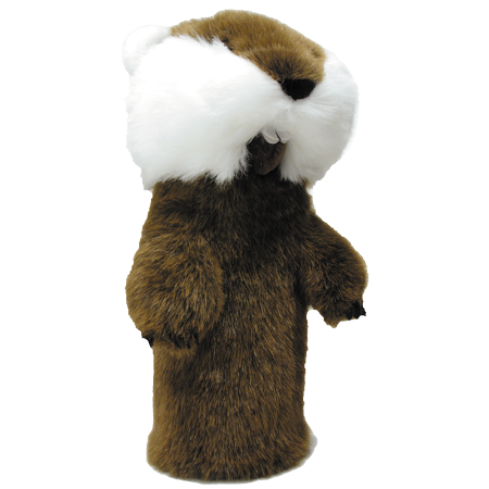 Dog Driver Headcover (ProActive Sports Gopher Golf Club Headcover - Fits 460cc Driver)