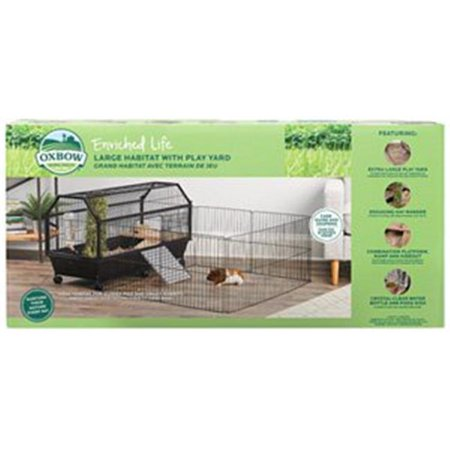 Oxbow 73296350 Small Animal Enriched Life Habitat Play