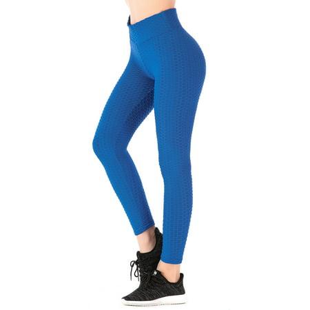 37fb1661e2b080 SAYFUT - Fashion Yoga Pants for Women High Waist Stretch Gym Running  Workout Tights Pants Leggings - Walmart.com