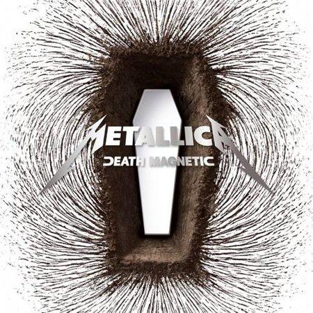 Metallica   Deathe Magnetic  Cd