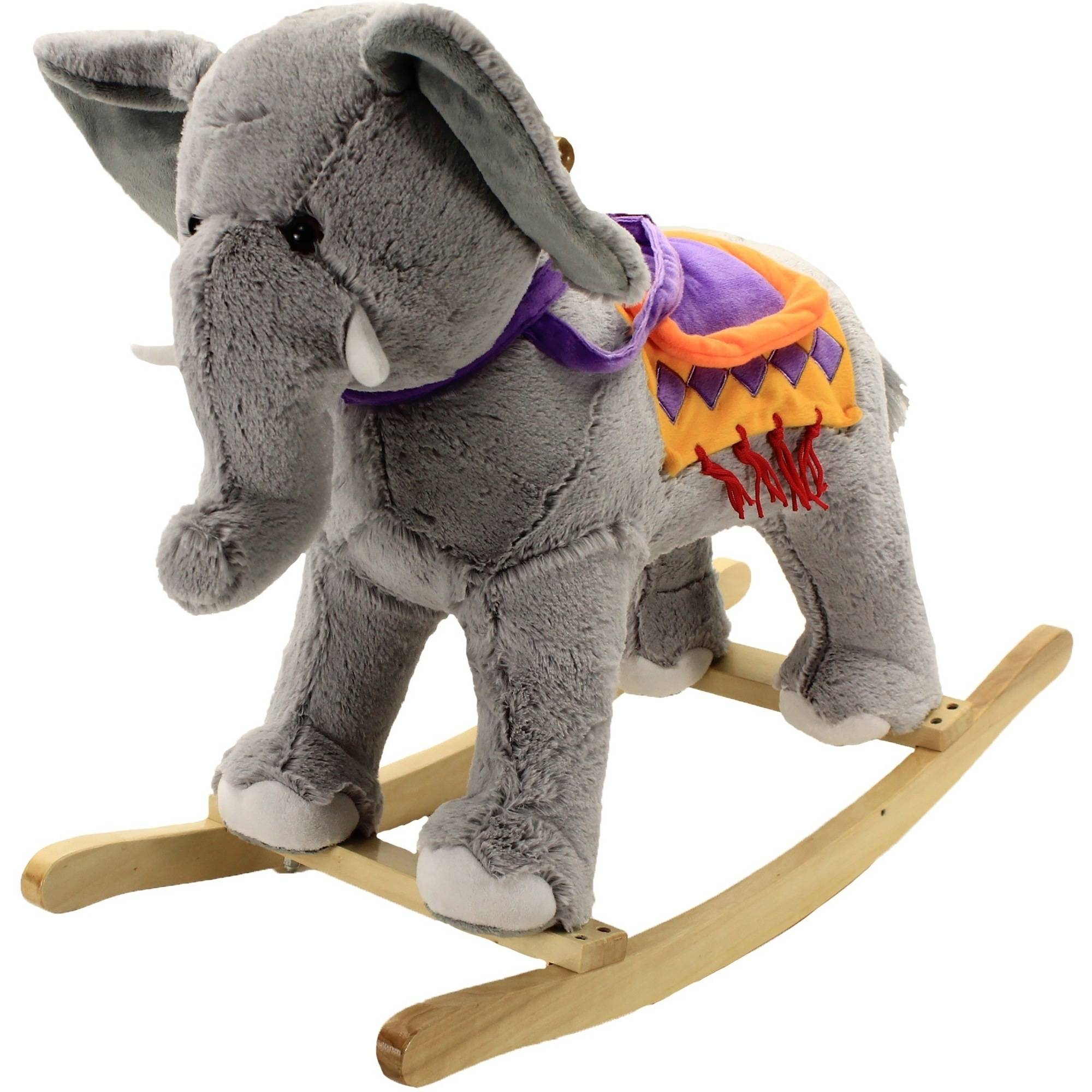Animal Adventure Circus Rocker, Elephant by