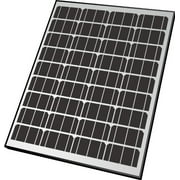 Nature Power 50062 65-Watt Monocrystalline Solar Powered 12-Volt Battery Charger