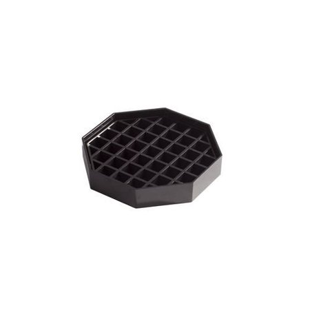 Winco DT-45 4 Count Drip Trays, 4.5 by 4.5-Inch, Value Pack (12 Drip Tray)