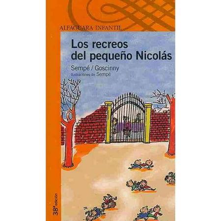 Los recreos del pequeno Nicolas   Little Nicholas at Recess by