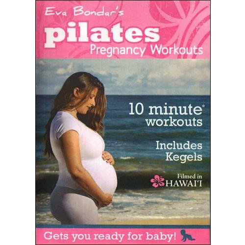 Pilates Pregnancy Workouts With Eva Bondar