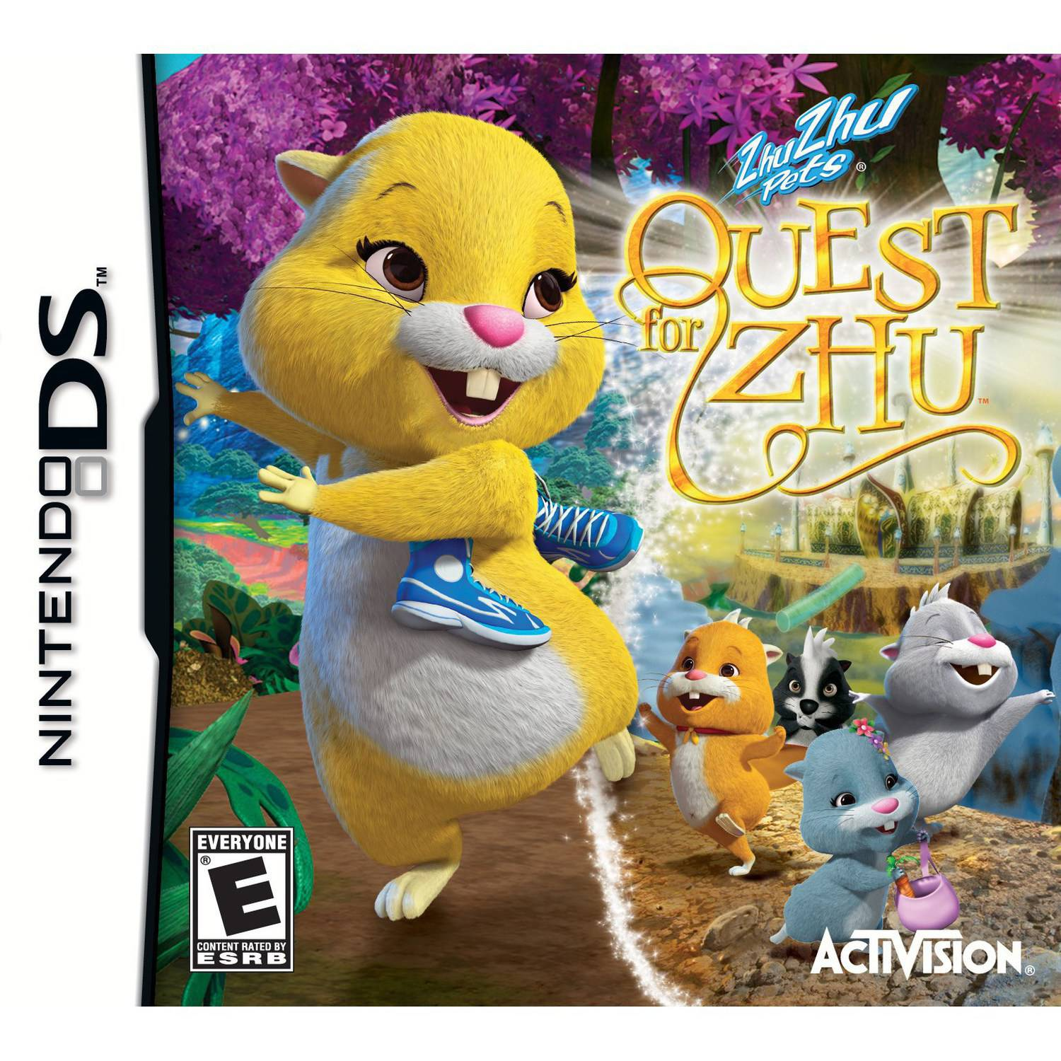 Quest for Zhu (DS)