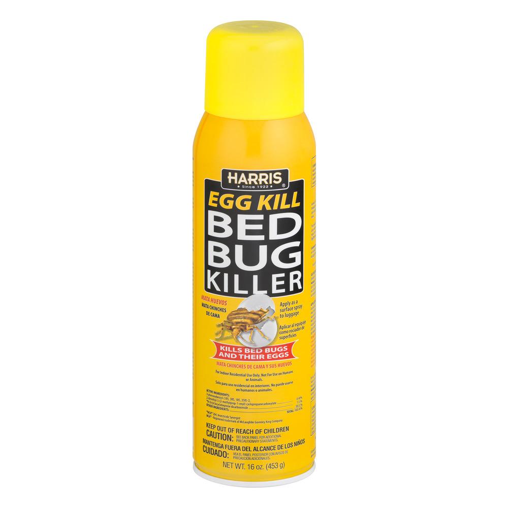 Harris Egg Kill Bed Bug Killer, 16.0 OZ