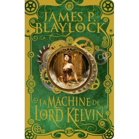 La Machine de Lord Kelvin - eBook