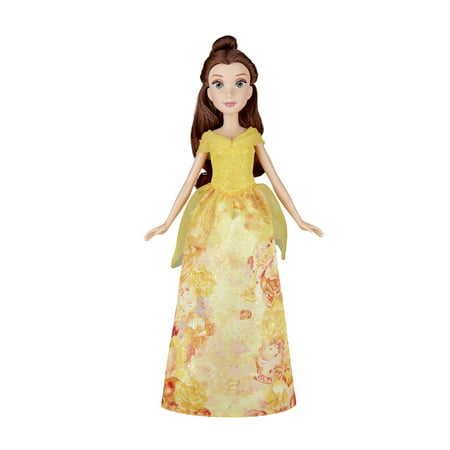 Belle Plush Doll - Disney Princess Royal Shimmer Belle Doll