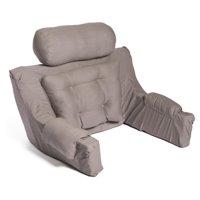 Hermell Deluxe Lounger Backrest with Cover