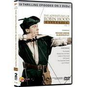 ADVENTURE OF ROBIN HOOD COLLECTION V02 (DVD) (2DISCS/19 EPISOD (DVD)