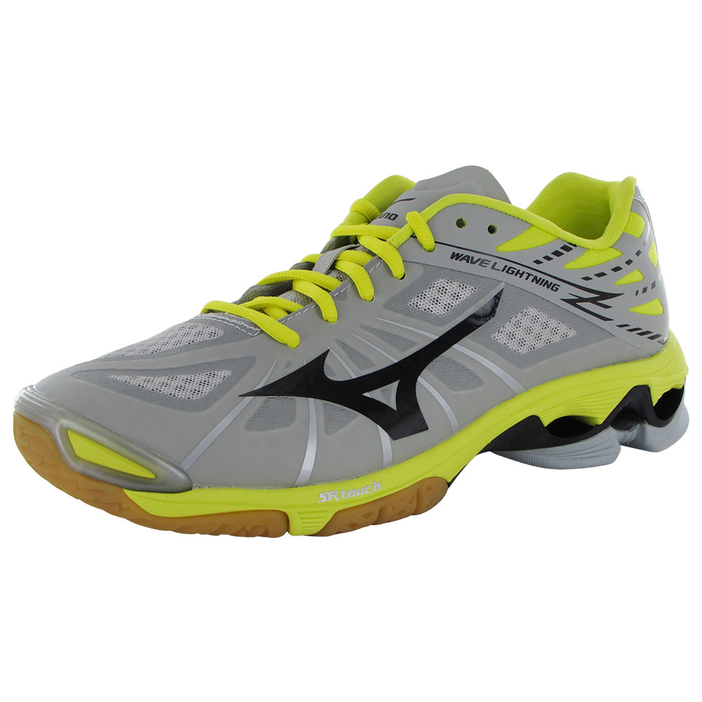 Mizuno - Mizuno Womens Wave Lightning Z Indoor Volleyball Shoes ... 92a2b1841ee9