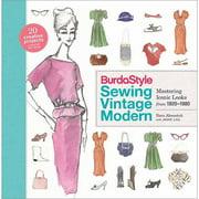 Potter Craft Books BurdaStyle Sewing Vintage Modern