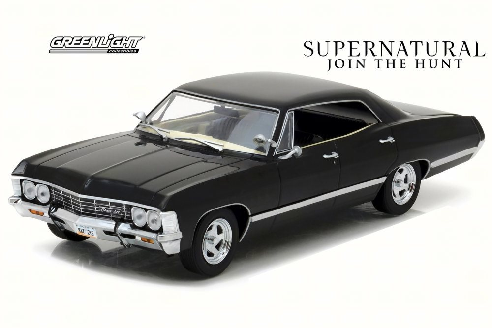 Supernatural 1967 Chevy Impala...