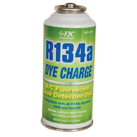 R134a Dye - Fjc Inc. 4921 R134a Dye Charge
