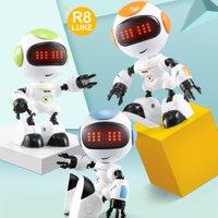 JJR/C R8 LUKE Intelligent Robot TouchControl DIY Gesture Talk Smart Mini RC Robot