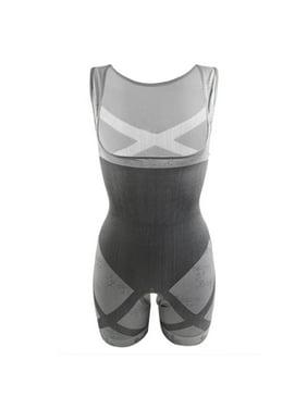 b53cdcdab778c S-M Women Full Body Waist Cincher Slimming Bodysuit Shapewear