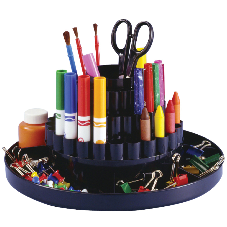 Studio Designs Table Top Carousel in Black 12164