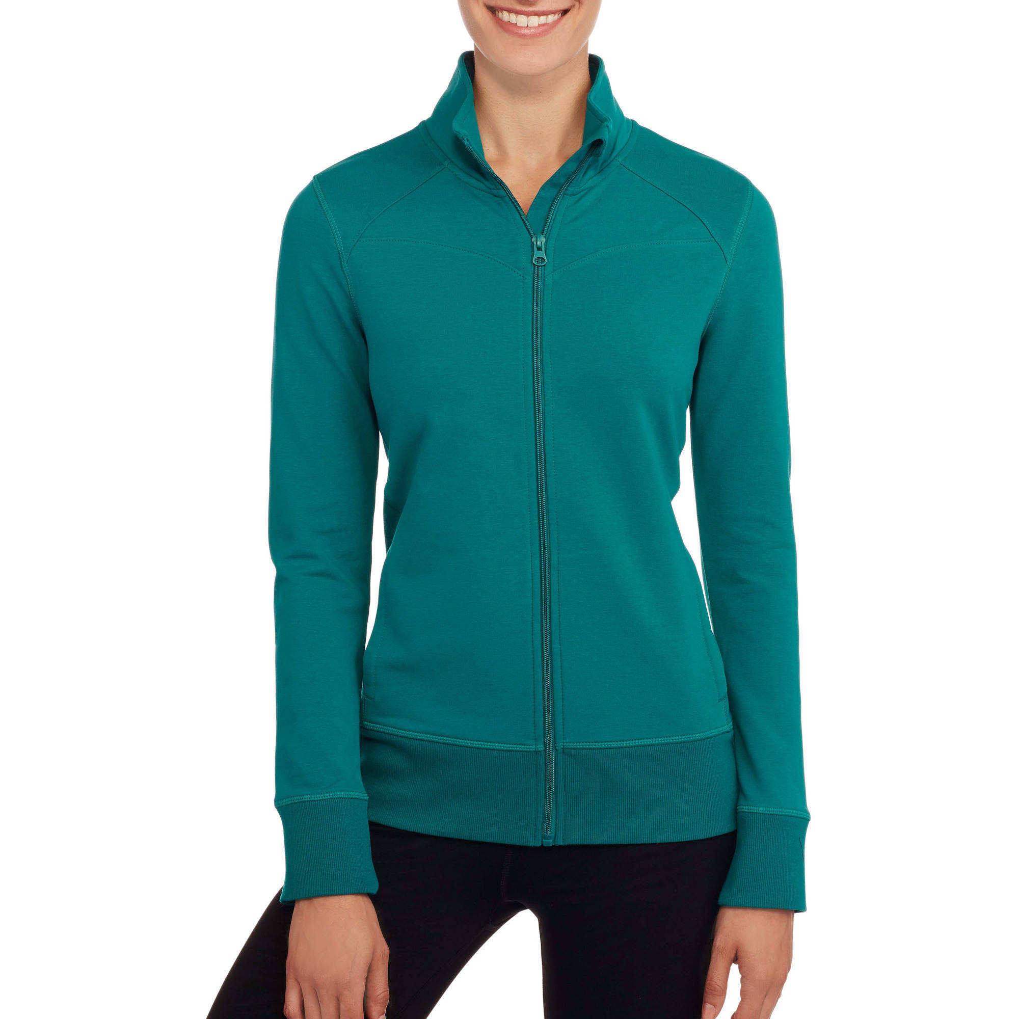 Danskin Now Women's French Terry Jacket