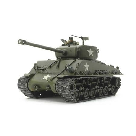 Tamiya America, Inc 1 48 U.S. Medium Tank M4A3E8 Sherman
