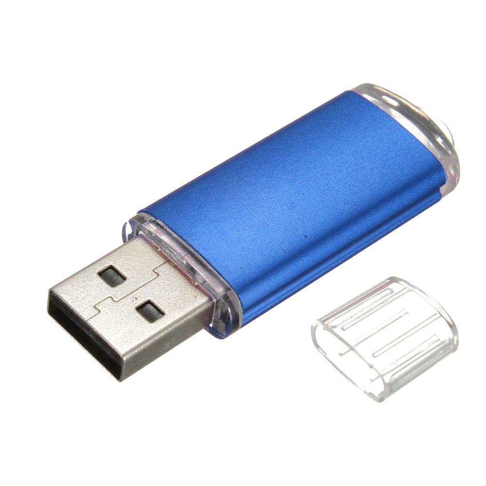 Womail 4GB Swivel USB 2.0 Metal Flash Memory Stick Storage Thumb U Disk BU