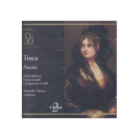 G  Puccini   Puccini  Tosca  Cd