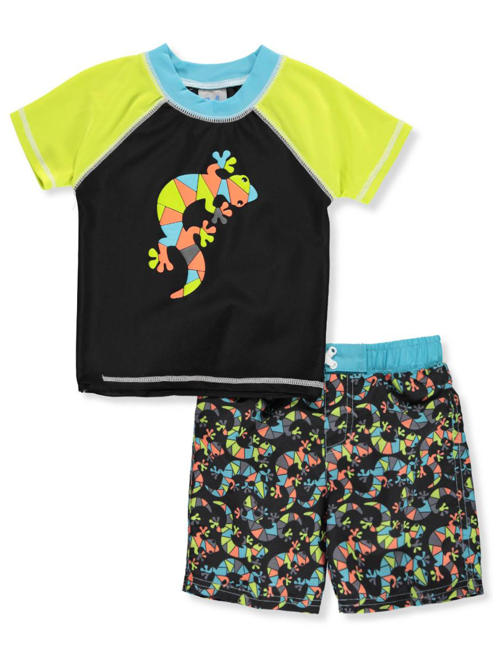 Sol Swim Baby Boys' 2-Piece Swim Set