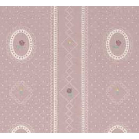Dollhouse 3 Pack Wallpaper: Cameo Stripe Reverse, Gray