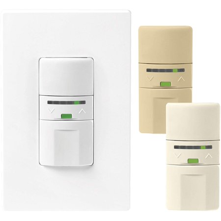 Wiring OS106D1-C1-K Single-Pole with LED Occupancy Sensor Dimmers with Color Change Kit, Multi, Single-pole with LED occupancy sensor dimmers By Eaton