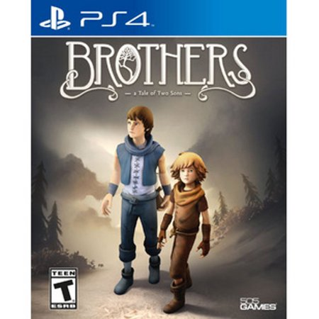 Brothers, 505 Games, PlayStation 4, 812872018775