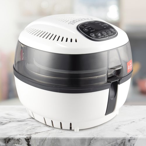 Della 10 Quart Digital Oil-Less Air Fryer