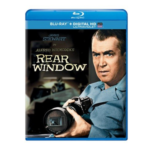 Rear Window (1954) (Blu-ray + Digital HD) (Widescreen)