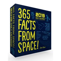365 Facts from Space! 2019 Daily Calendar (Other)